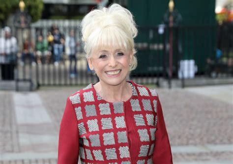 Barbara Windsor enjoys emotional night out with ex ...