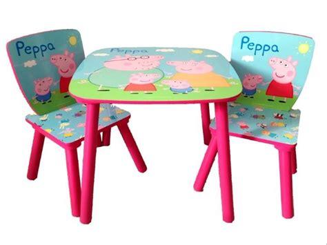 Poltroncine Per Bambini Disney : Peppa Pig Tavolino In Legno E Seggiole, Tavoli E Sedie