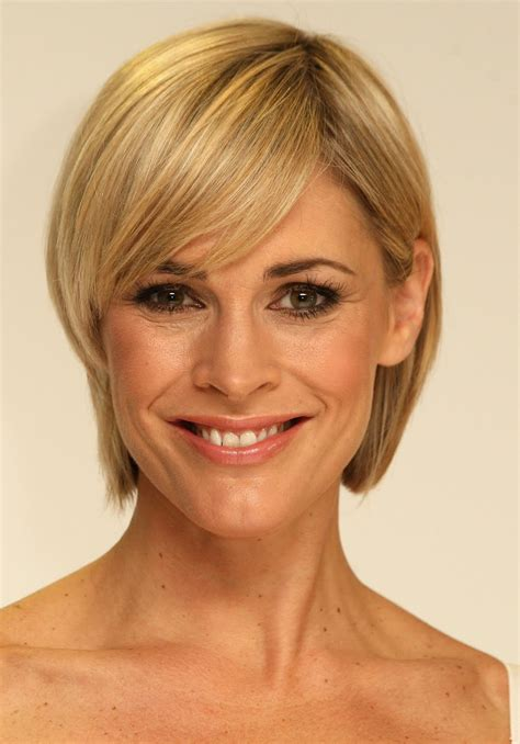 celebrity short hairstyles  oval face hair studio