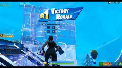 kill solo arena ranked gameplay fortnite ps