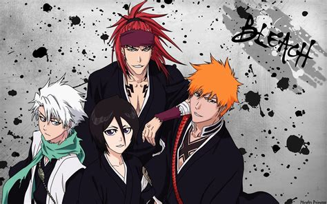 Anime Bleach Youtube Bleach Anime High Possible 2016 Return Update Video 1