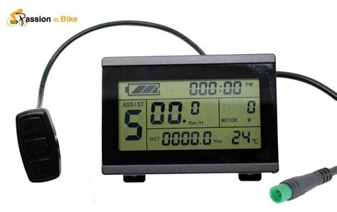 buy wholesale lcd display for electric bike from china lcd display for electric bike