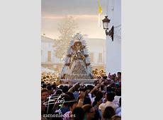 La Virgen del Rocío saldrá en procesión extraordinaria por