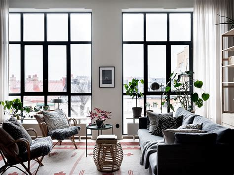 Modernes 2 Zimmer Appartement In Stockholm by Cozy Modern Apartment In Former Industrial Building In