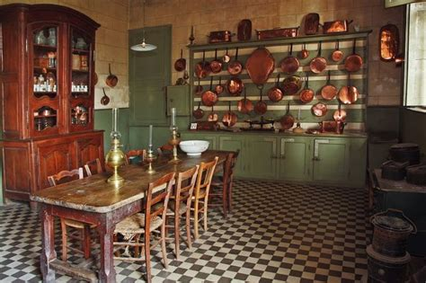 cuisine du chateau de gizeux 21 decouvrez la cuisine