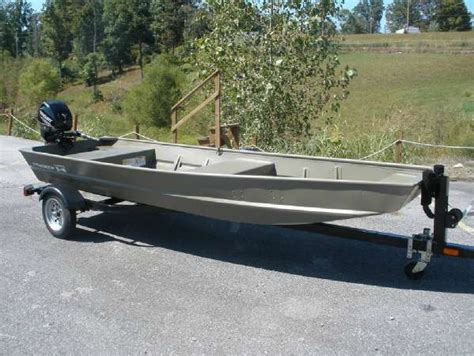 Tracker Jon Boats For Sale by Tracker Topper 1436 Riveted Jon Boats For Sale Boats