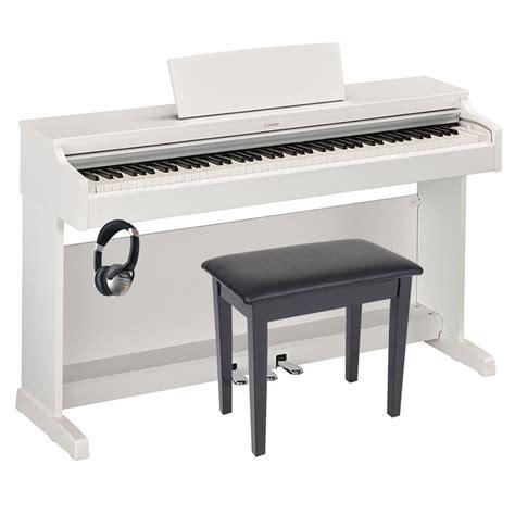 yamaha arius ydp 163 yamaha arius ydp 163 digital piano white package rich tone
