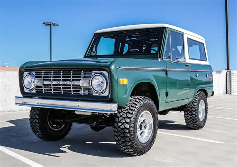 New Ford Bronco For Sale by 1972 Ford Bronco 302 V8 For Sale On Bat Auctions Closed