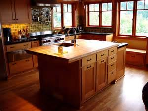 2 level kitchen island 2 level kitchen island traditional kitchen other by david edrington architect