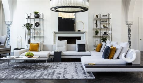 Interior Design For Living Room Photo Gallery by The Sofa Chair Company Luxury Interior Design Gallery