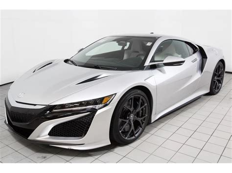 2017 acura nsx for sale canada 2017 acura nsx for sale gc 35929 gocars
