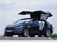 Tesla Model X 2016 Información general km77com