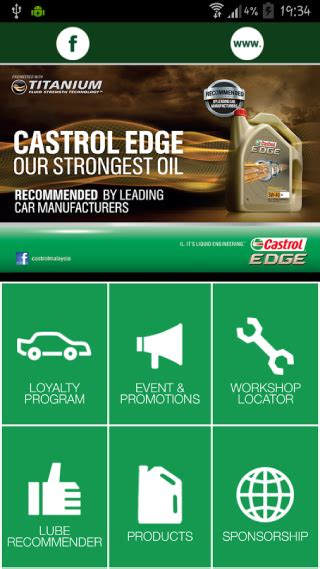castrol motorist android apps on google play