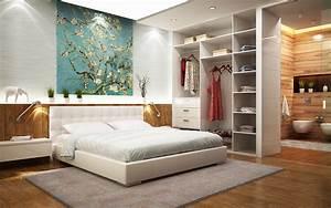 Deco Chambre A Coucher : decoration 2016 chambre a coucher visuel 6 ~ Teatrodelosmanantiales.com Idées de Décoration