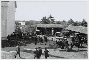home day  town hall halifax massachusetts