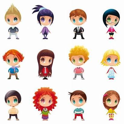 Avatars Vector Cartoon Avatar Character Freepik Coloured
