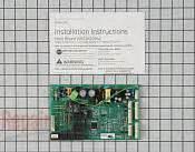 refrigerator circuit board timer parts  stock  repaircliniccom
