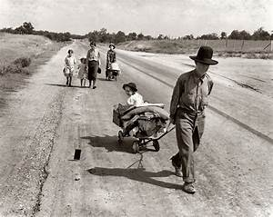 Photography by Dorothea Lange | showme design