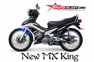 Hot New Rendering Jupiter Mx King 150   Juooss Haha
