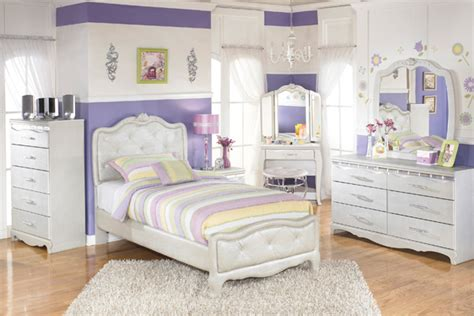 Homeofficedecoration  Ashley Bedroom Furniture For Girls