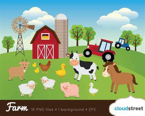 Farming Clipart Farm Clipart Clipart Panda Free Clipart Images