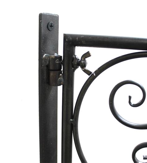wall bracket with hook end for light fixtures hanging or