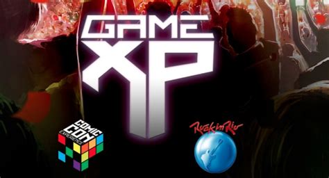 Game Xp -ccxp E Rock In Rio Se Unem Na Cidade Do Rock