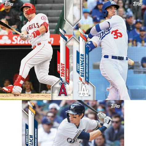 topps series baseball checklist design set info buy mlb boxes