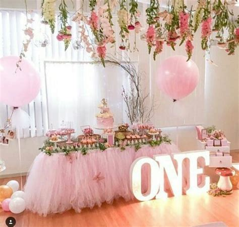giant pink balloons set  stage   beautiful party
