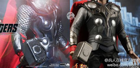 hottoys the avengers thor coming soon