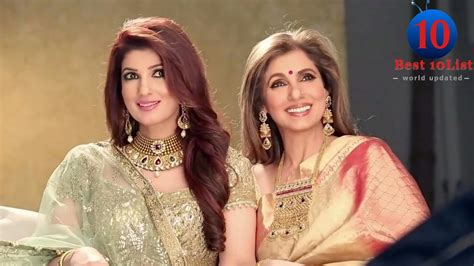 Top 10 Mother Daughter Couples In Bollywood  Youtube