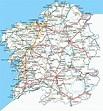 Pin by Maria Schumann on Viajando por Galicia | Map, World ...