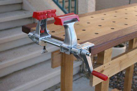 hybrid workbench  wood shop woodworking workbench