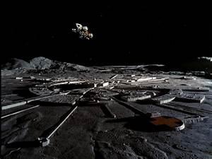 Moon Base Newt