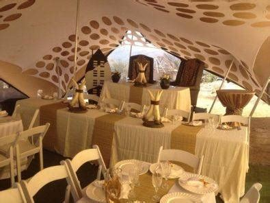 memulo membeso umabo and traditional decor catering
