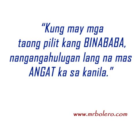 patama quotes tagalog inspirational quotes