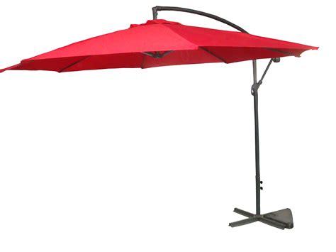 Patio Umbrella Net Walmart by Palm Springs 10ft Offset Garden Umbrella Outdoor Patio