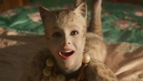 I visited the downtown location today. Head-scratching Cats movie makes the musical's appeal ...