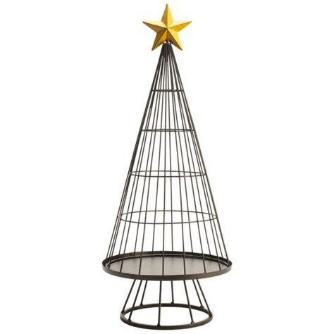 Deko Baum Metall Weihnachten by Toys 2016 Metal Tree L 60cm Villeroy