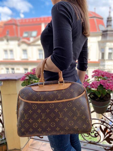 louis vuitton deauville monogram canvas luxury bags