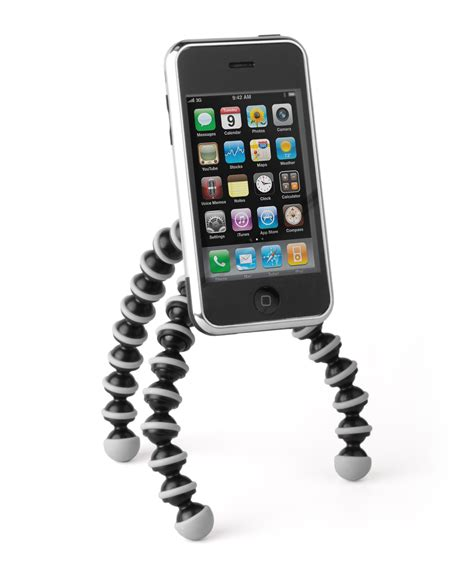 gorillapod iphone mobile accessory review joby gorillamobile for iphone 4