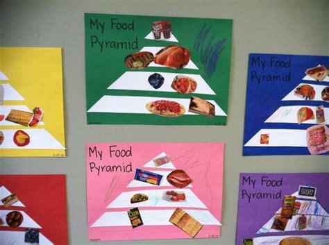 Food Pyramids For Preschoolers