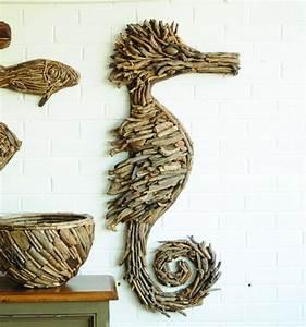 Bois Flotté Décoration Murale : d co bois flott quelques id es diy originales ~ Melissatoandfro.com Idées de Décoration