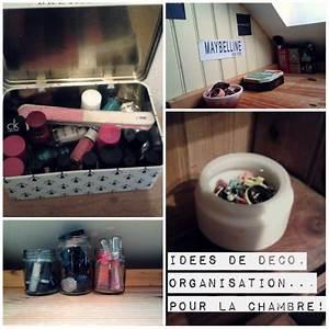 Idee De Deco Pour Chambre : idees de deco organisation pour la chambre emma palmer youtube ~ Melissatoandfro.com Idées de Décoration