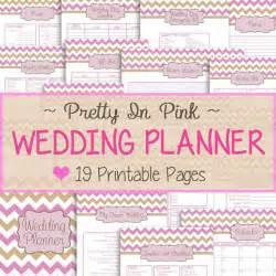 free printable wedding planner 9 best images of wedding planner binder printable pages free printable wedding planning binder