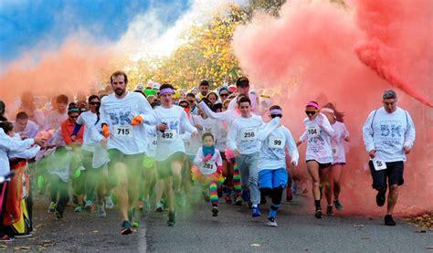 5k color run color 5k run walk chester county pa official website