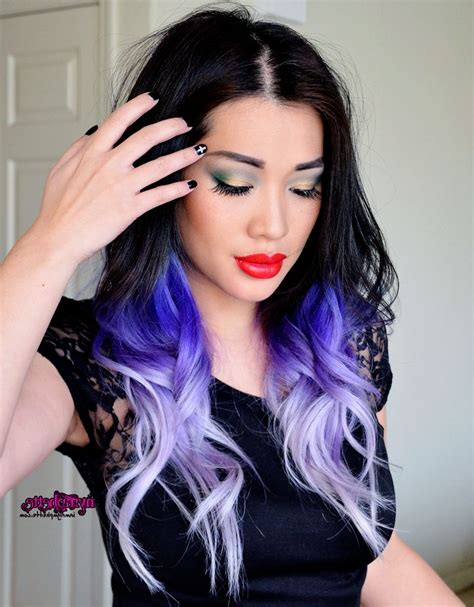 Cool Hairstyles And Colors by White Hair Color Ideas Hairstylo