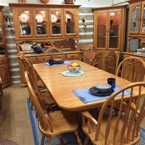 Country Dining Room Sets by Country Dining Room Set Featuring Solid Oak With Custom