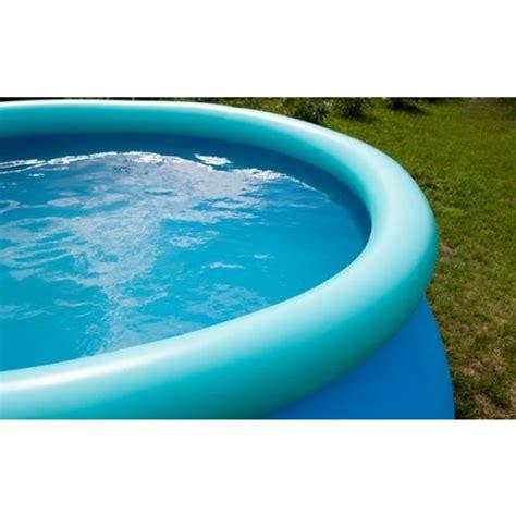comment installer une piscine gonflable dans jardin