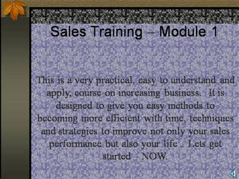 Sales Training Module 1 Authorstream. Tenofovir Side Effects Cheapest Hotels London. Cell Phone Advancements Auditing Class Online. How Much Does A Fitness Trainer Make. Best Way To Organize To Do List. How To Qualify For A Student Loan. Sprint Device Upgrade Fee Secure Mutual Funds. What Are The Requirements To Become A Cpa. How To Invest In Gold Stocks